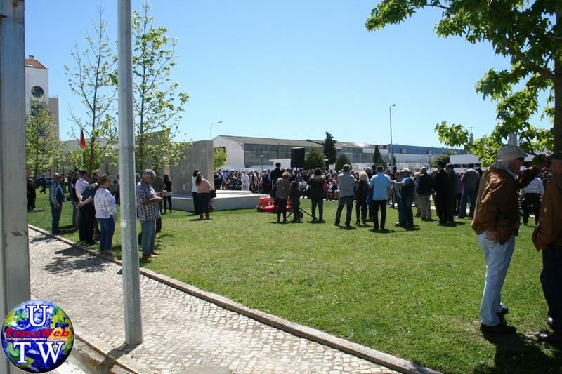 MONTIJO: As imagens da inauguração do Monumento de Homenagem aos Combatentes do Ultramar - 25Abr2016 20160425_100