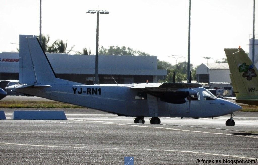 Britten-Norman BN-2 Islander - Pagina 2 YJ_RN1_BN2_P_PVT_YBCS_160914_GAFLIKS