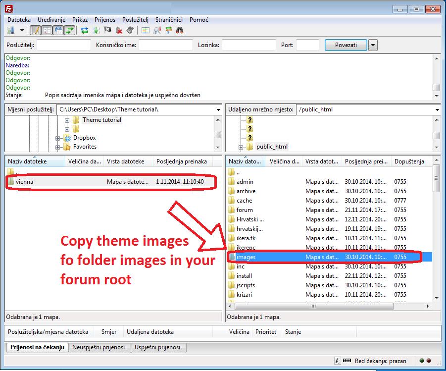 MyBB 1.8 Themes installation guide Image