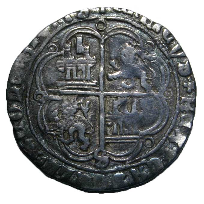 Real de busto de Enrique IV (1454-1474) de Sevilla Enrique_IV_1_Real_Sevilla_R