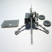 Ordnance QF 2 Pounder (40мм противотанковое орудие, Британия) 1/35 (Vulcan 56001) Image