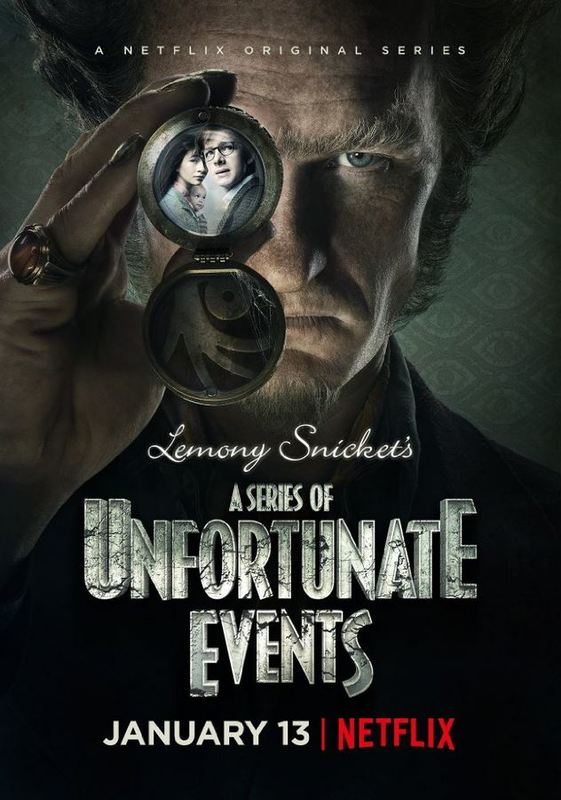 A Series of Unfortunate Events COMPLETE S 1-2 VvaWcvtu