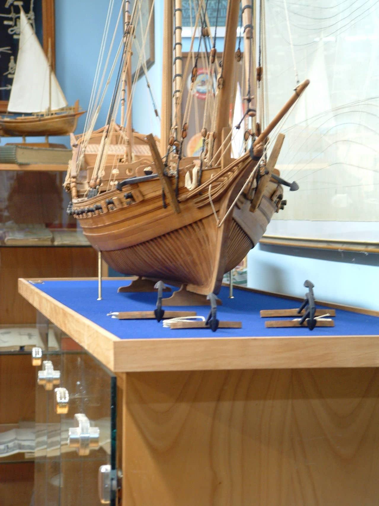 Chebec Le Requin - 1750 1233