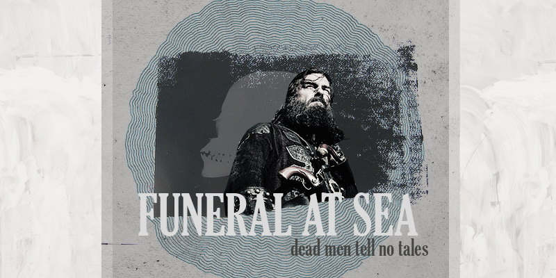 FUNERAL AT SEA.