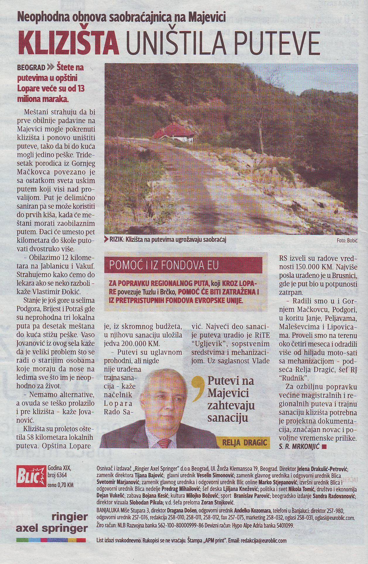 Из штампе - Page 2 Blic_Lopare