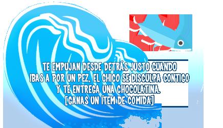 [EVENTO] Fish Trap! Comida