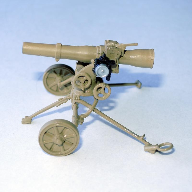 7.5cm LG 40 (75мм безоткатное орудие обр.40 г., Германия) 1/35 (Dragon 6147) 003_2