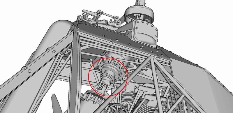 1/18 scale Flettner Fl-282 V21 Kolibri scratchbuild model - Page 4 IMAGE_0330