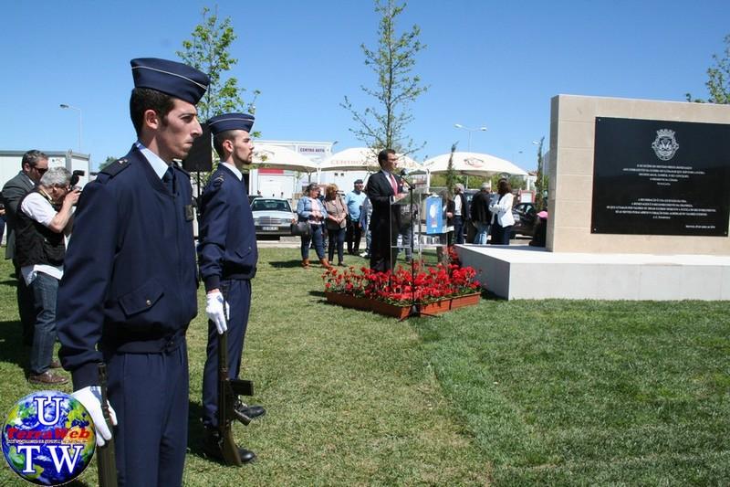 MONTIJO: As imagens da inauguração do Monumento de Homenagem aos Combatentes do Ultramar - 25Abr2016 20160425_88