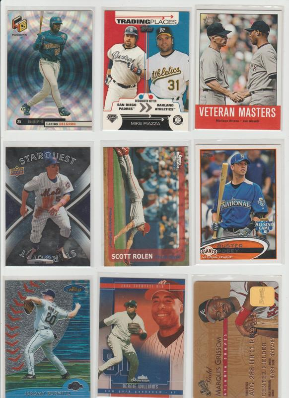 .15 CENT CARDS ALL SCANNED OVER 6000 CARDS  013