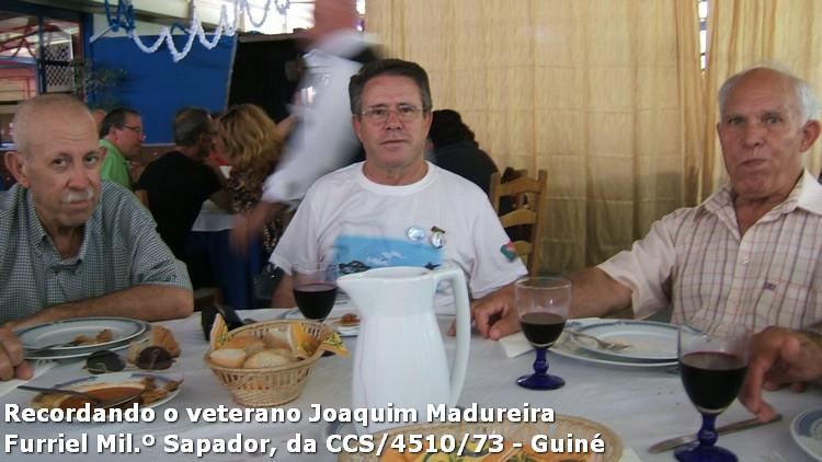 Faleceu o veterano Joaquim V Sá Madureira, Furriel Milº Sapadoir, da CCS/BCac4510/73 - 22Mar2016 11536517_107760512898101_6123096005113369629_o