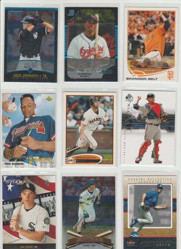 .15 CENT CARDS ALL SCANNED OVER 6000 CARDS  012