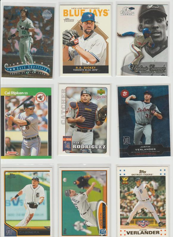 .15 CENT CARDS ALL SCANNED OVER 6000 CARDS  076