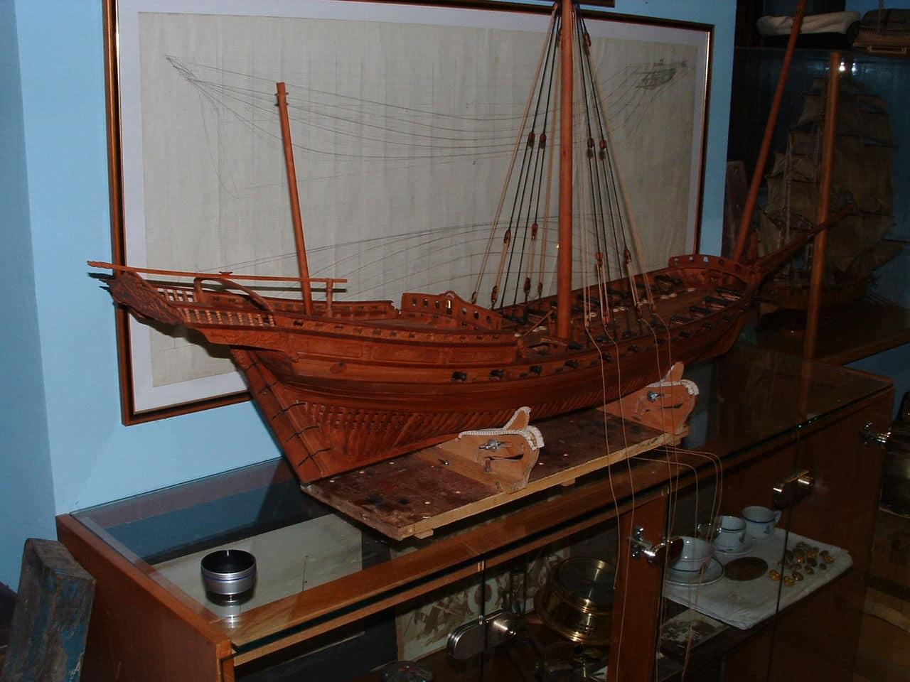 Chebec Le Requin - 1750 1228