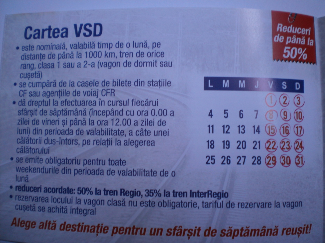 BROSURI, AFISE SI PLIANTE C.F.R. - Pagina 5 P1012790