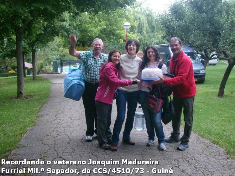 Faleceu o veterano Joaquim V Sá Madureira, Furriel Milº Sapadoir, da CCS/BCac4510/73 - 22Mar2016 995665_174560652710587_387671009_n