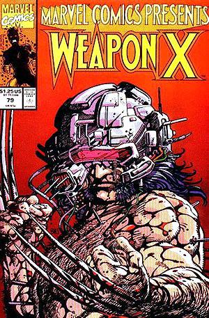 Hugh Jackman Weapon_X