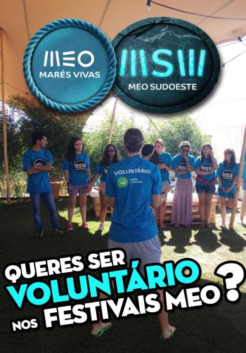 MEO e Fundação da Juventude reforçam parceria de voluntariado jovem para os Festivais MEO Voluntariado_Festivais_MEO2_jpg
