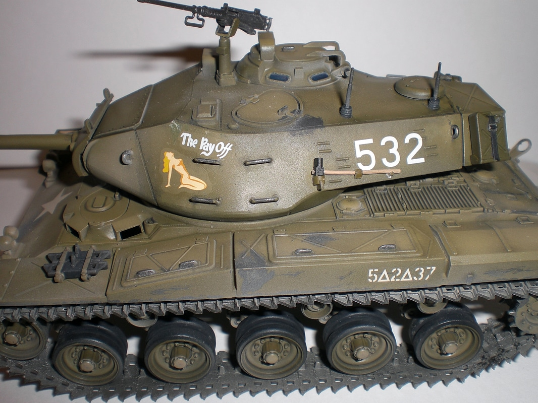 M41 Walker Bulldog (1/35 Tamiya 35055) 205