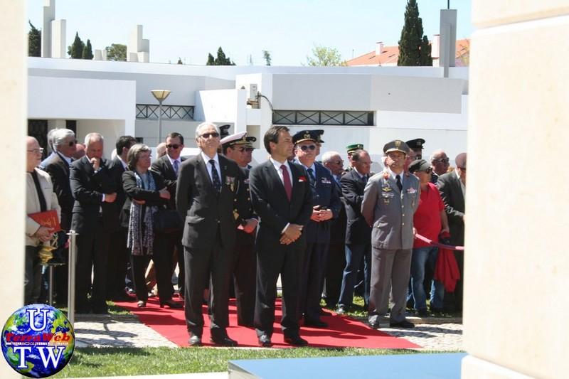 MONTIJO: As imagens da inauguração do Monumento de Homenagem aos Combatentes do Ultramar - 25Abr2016 20160425_75