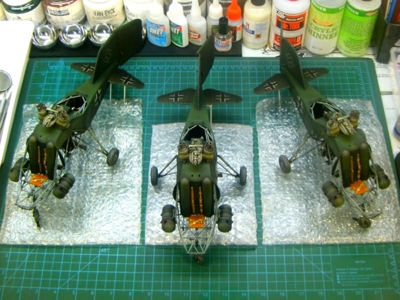 1/18 scale Flettner Fl-282 V21 Kolibri scratchbuild model - Page 4 IMAGE_0356