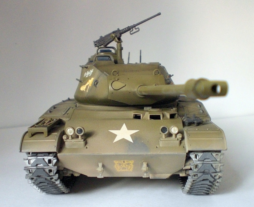 M41 Walker Bulldog (1/35 Tamiya 35055) 206