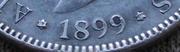 5 pesetas 1899 (*18- 99). Alfonso XIII IMG_2855