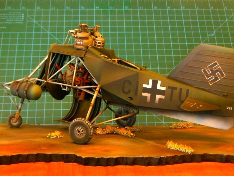 1/18 scale Flettner Fl-282 V21 Kolibri scratchbuild model - Page 4 IMAGE_0369