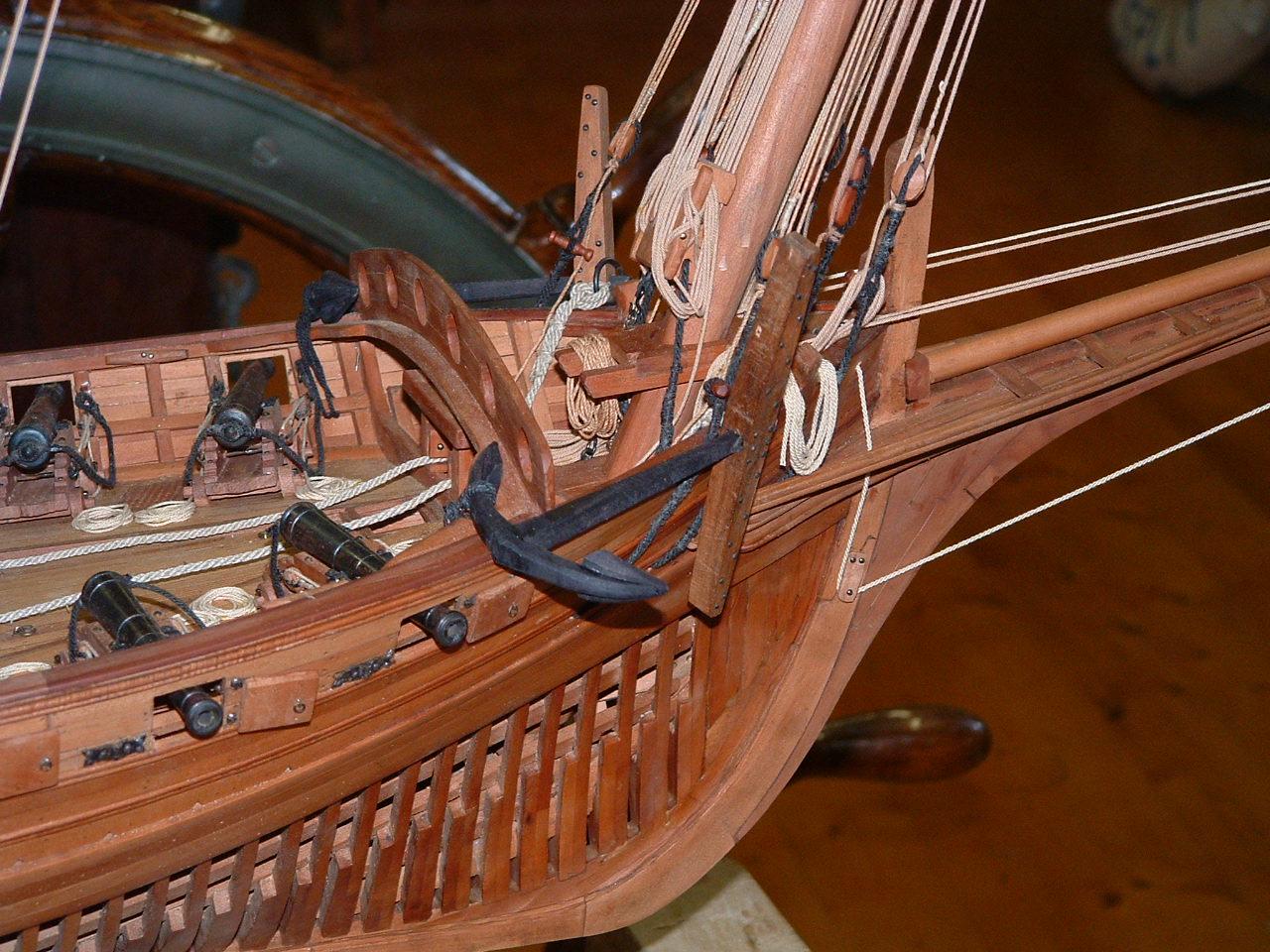 Chebec Le Requin - 1750 1232