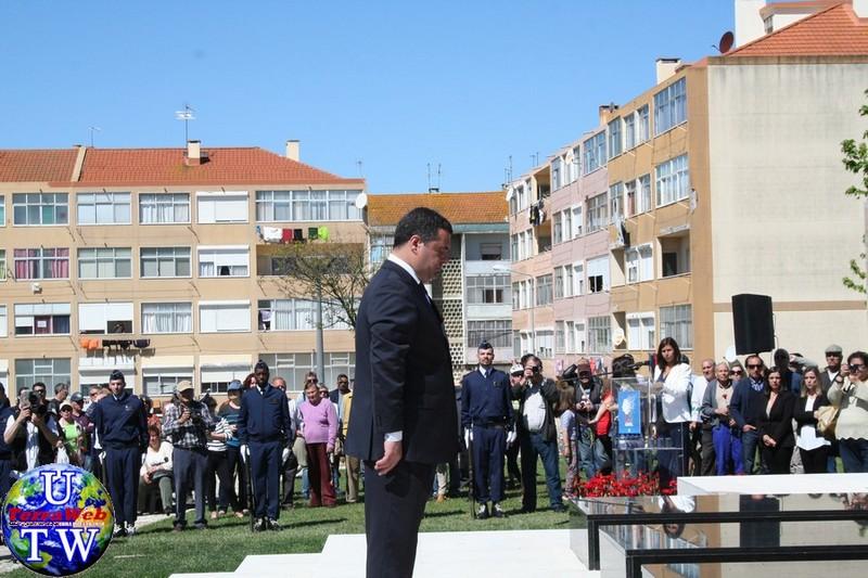 MONTIJO: As imagens da inauguração do Monumento de Homenagem aos Combatentes do Ultramar - 25Abr2016 20160425_44