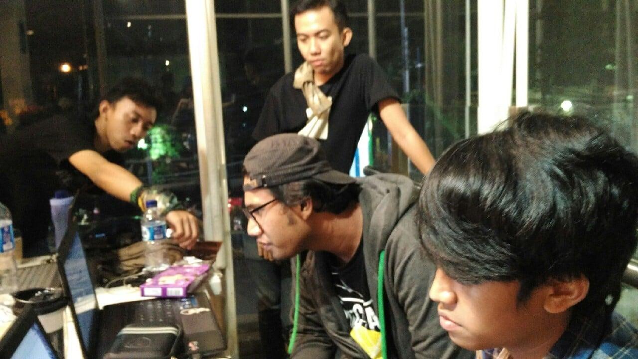 Silent Siren Family Indonesia's Event 1st_Gath_Sai_Fam_IDWS_6029