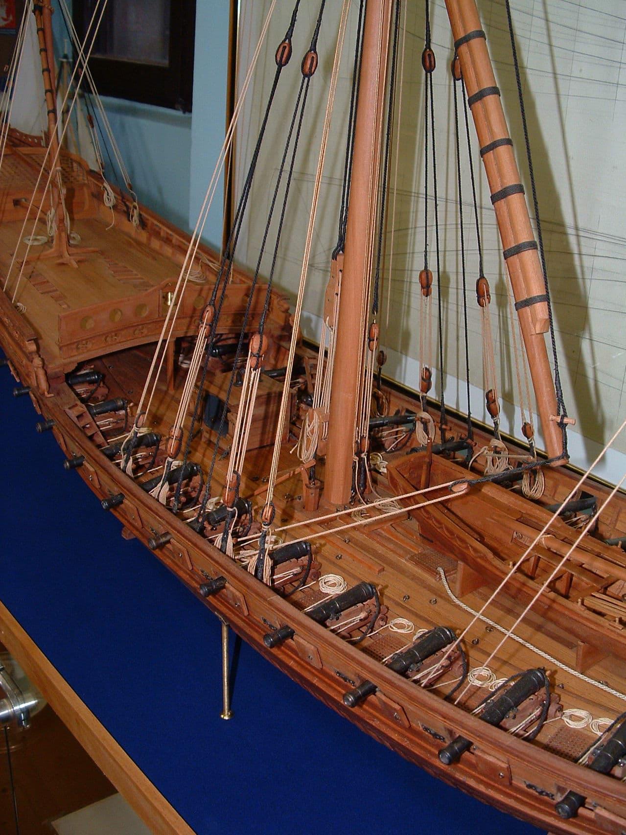 Chebec Le Requin - 1750 1237