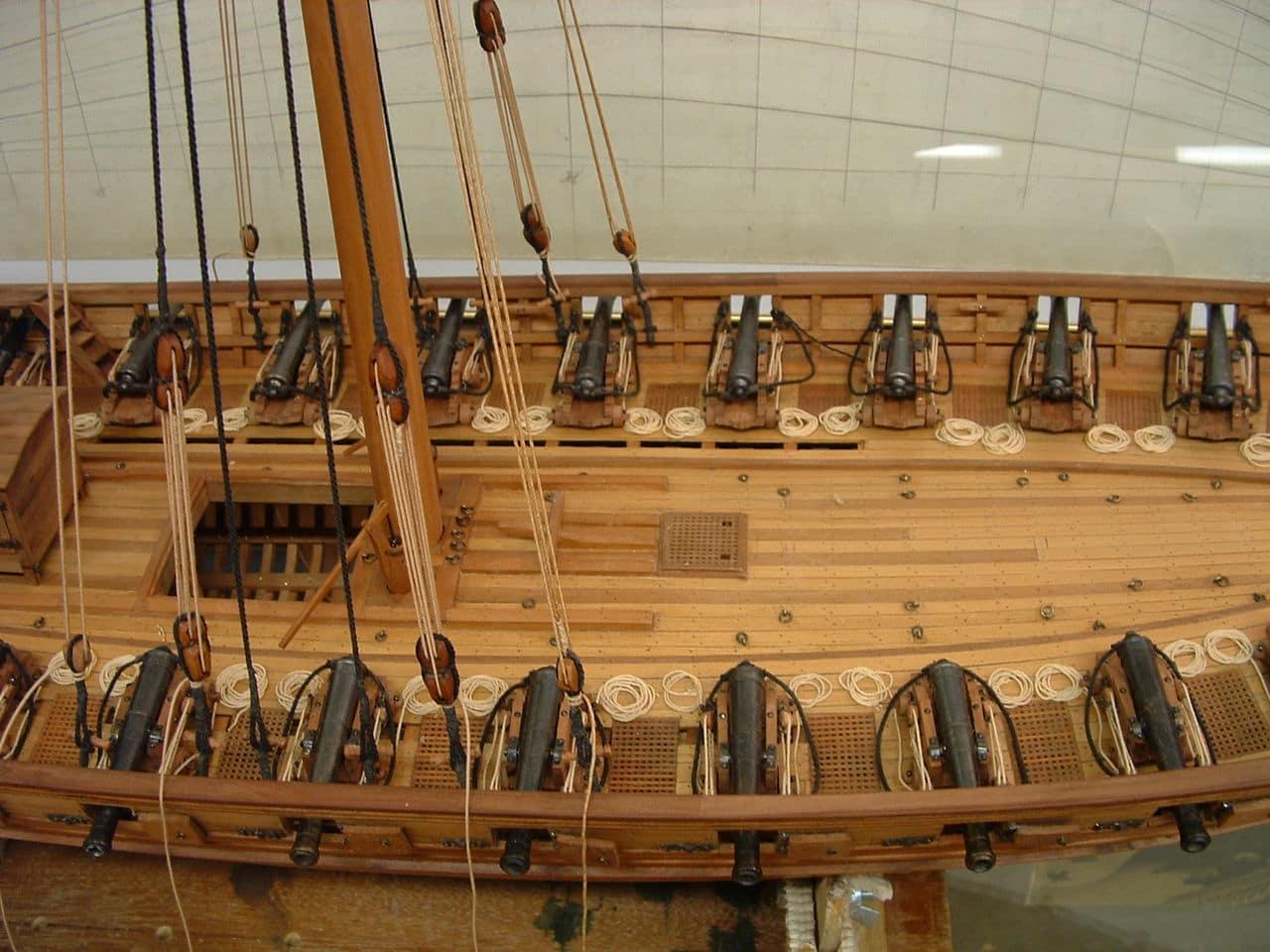 Chebec Le Requin - 1750 1211