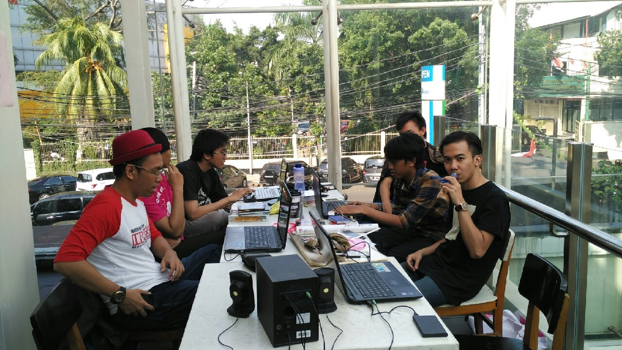Silent Siren Family Indonesia's Event 1st_Gath_Sai_Fam_IDWS_7781