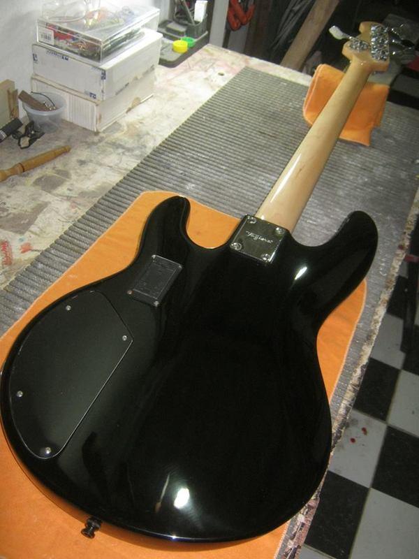 UPgrade e customização Tagima TBM-04 com MJ-Luthier 10708015_743588685699142_1571545202_n