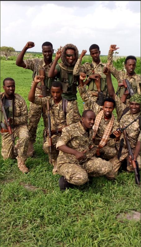 Armée Somalienne / Military of Somalia - Page 2 Sna