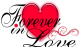 ¡Una nueva más en el lugar! Valentine_Love_Forever_with_Glowing_Heart_PNG_Picture