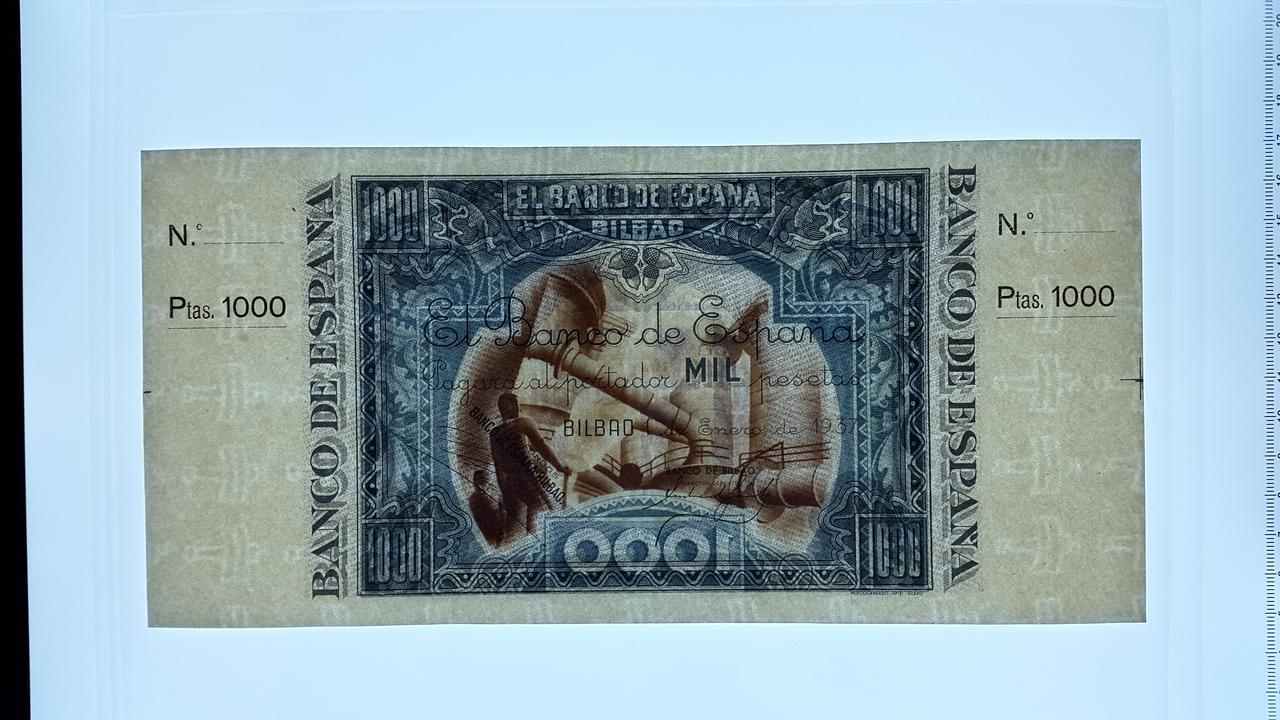 Lote de billetes de Bilbao 1937 y sus manchitas 20180723_164721