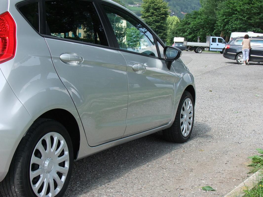 Gerva90 vs. Ford Fiesta 2010 40