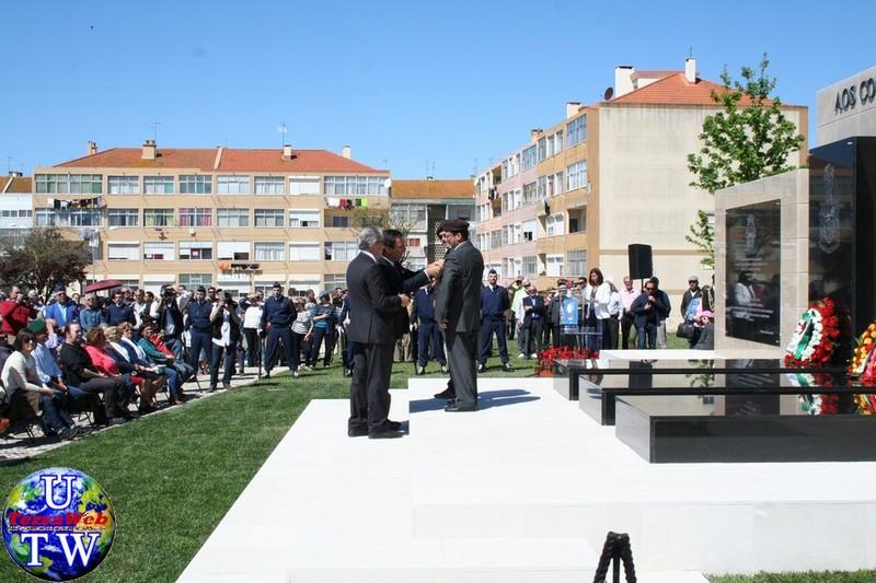 MONTIJO: As imagens da inauguração do Monumento de Homenagem aos Combatentes do Ultramar - 25Abr2016 20160425_62