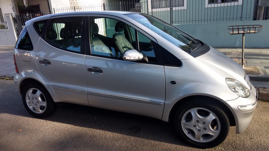 W168 A190 Avantgarde - 2004/2005 - R$ 18.000,00 (VENDIDO) Classe_A_190_Prata_60