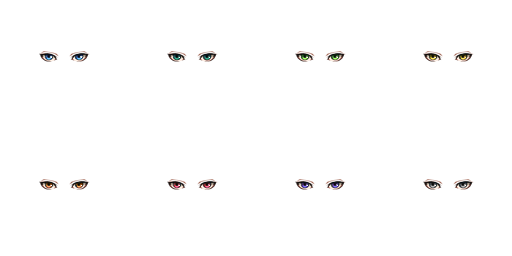 Face-set Kaduki Style Eyes03