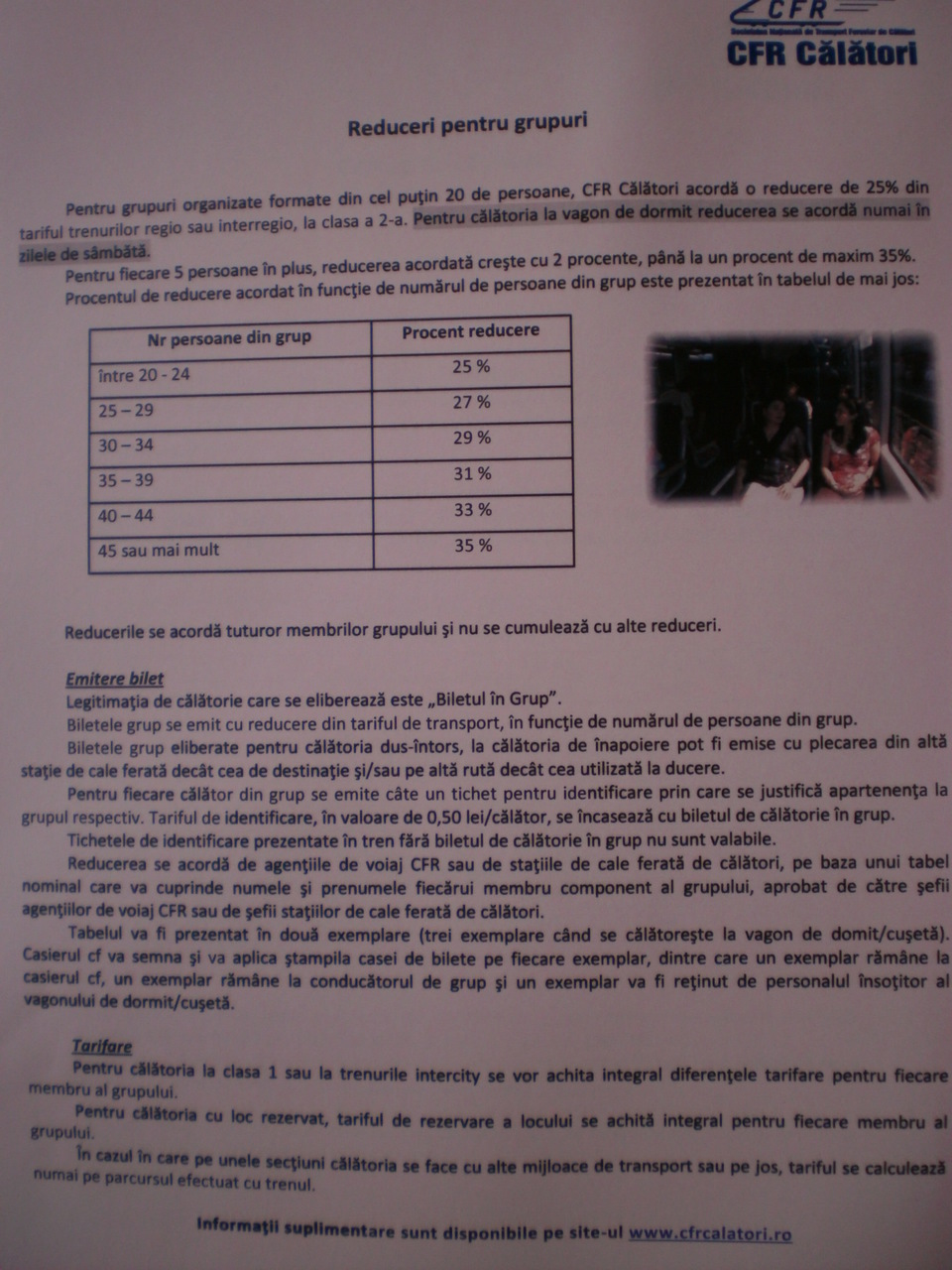 TARIFE C. F. R. - Pagina 16 P1011295