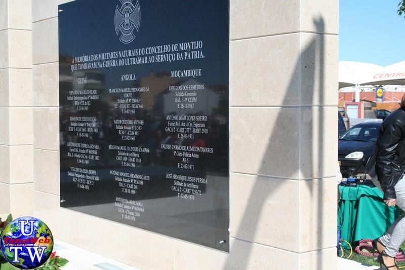MONTIJO: As imagens da inauguração do Monumento de Homenagem aos Combatentes do Ultramar - 25Abr2016 20160425_26