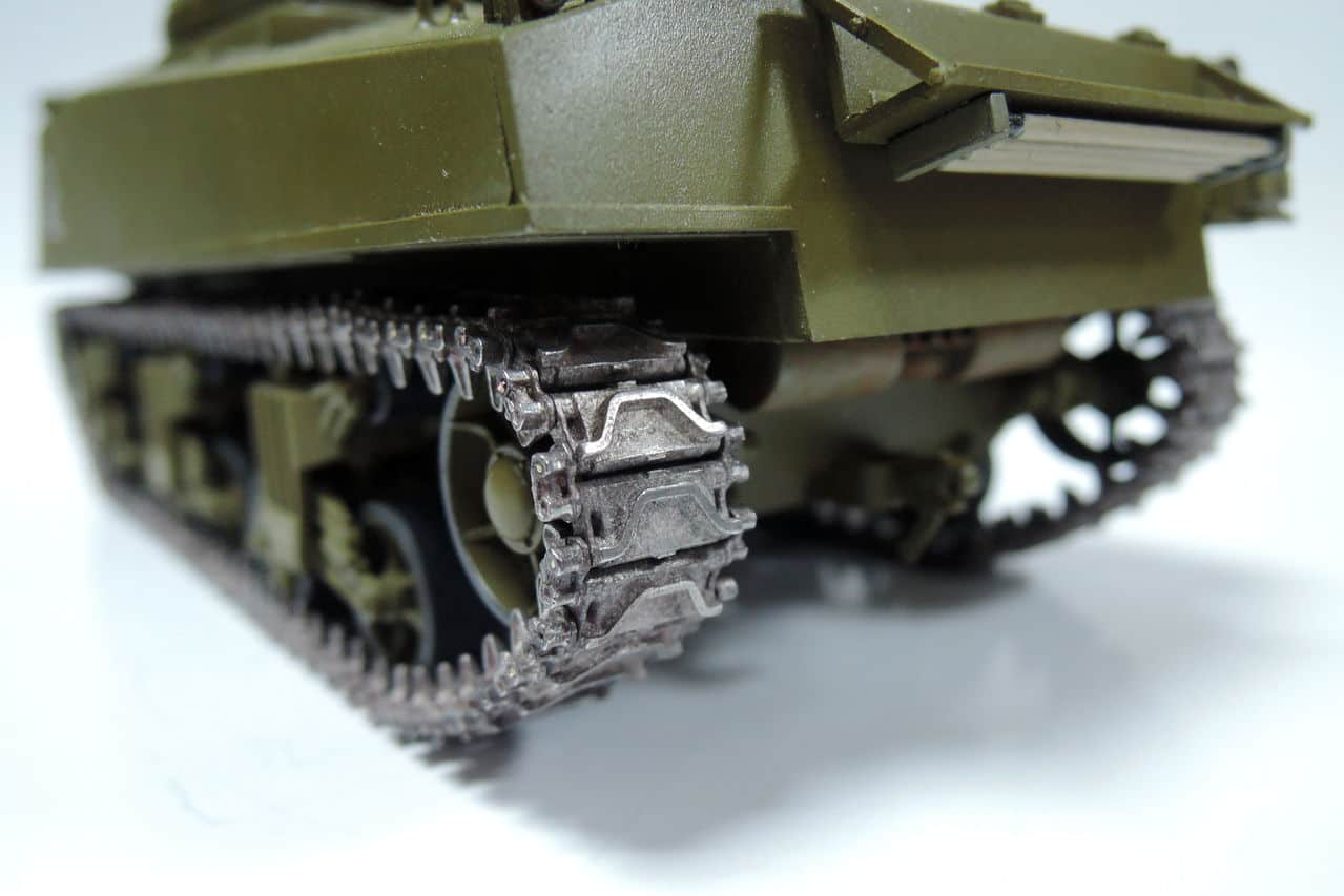 M4A2 (W) 76 (1/35 Dragon 6188) Image