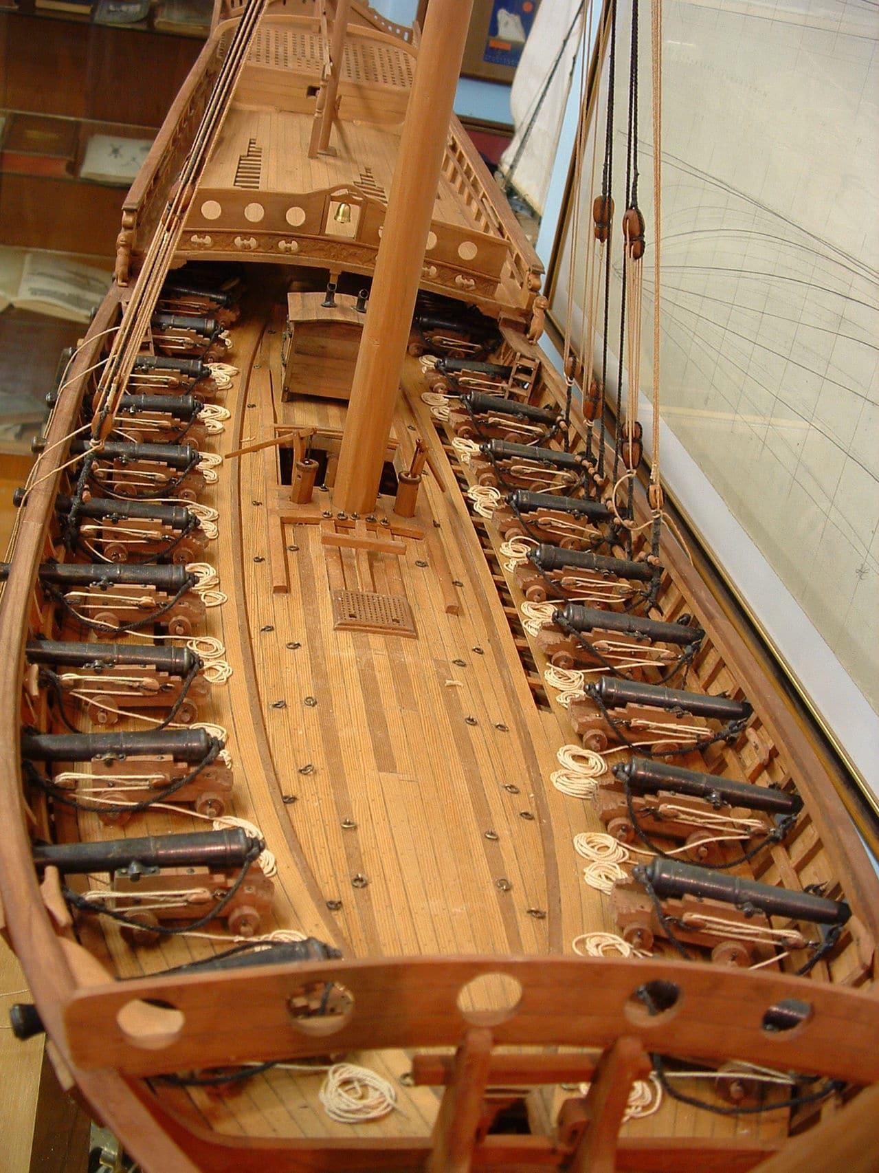 Chebec Le Requin - 1750 1209