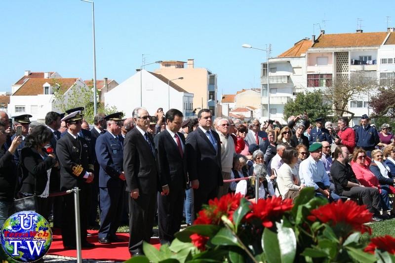 MONTIJO: As imagens da inauguração do Monumento de Homenagem aos Combatentes do Ultramar - 25Abr2016 20160425_27