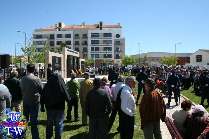 MONTIJO: As imagens da inauguração do Monumento de Homenagem aos Combatentes do Ultramar - 25Abr2016 20160425_95