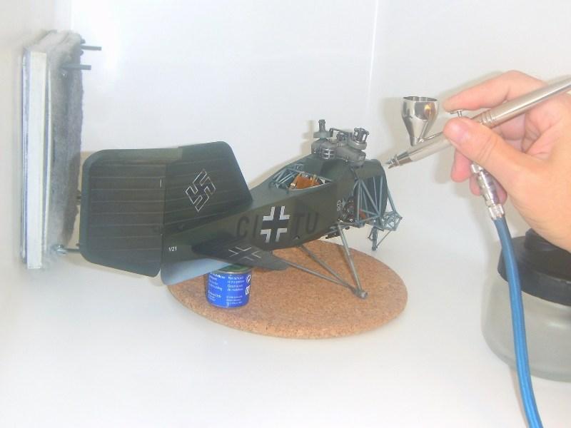 1/18 scale Flettner Fl-282 V21 Kolibri scratchbuild model - Page 4 IMAGE_0347