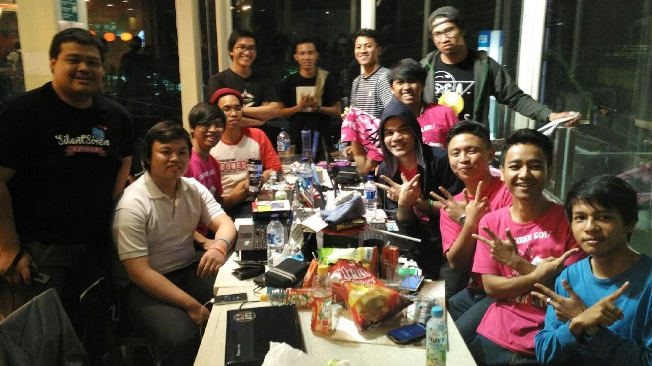 Silent Siren Family Indonesia's Event 1st_Gath_Sai_Fam_IDWS_4433